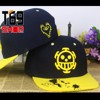 Mũ snapback Law - Mẫu 2 - anime One Piece