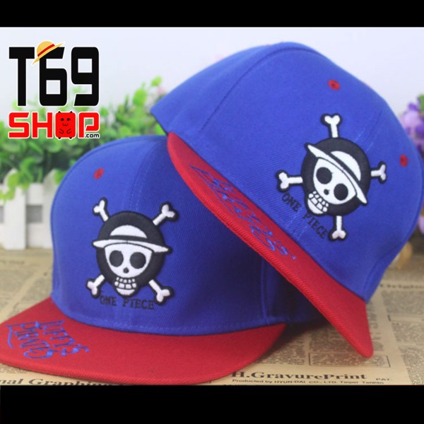 Mũ snapback anime One Piece