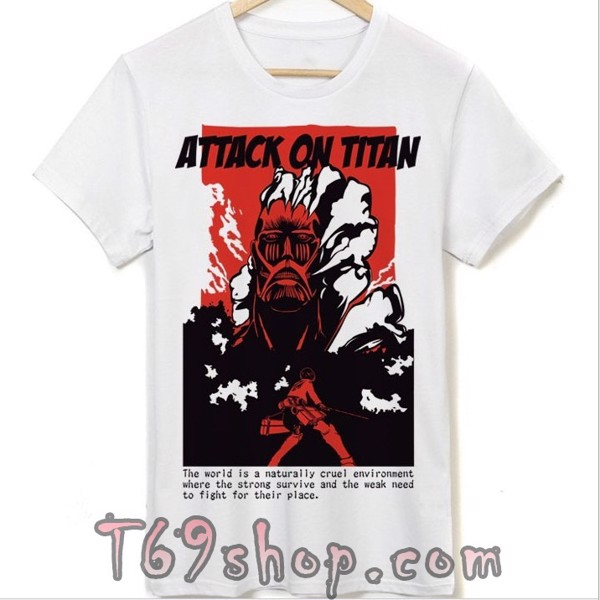 Áo thun anime Attack On Titan