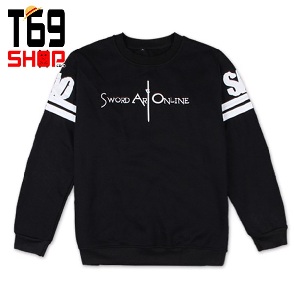 Áo sweater anime Sword Art Online