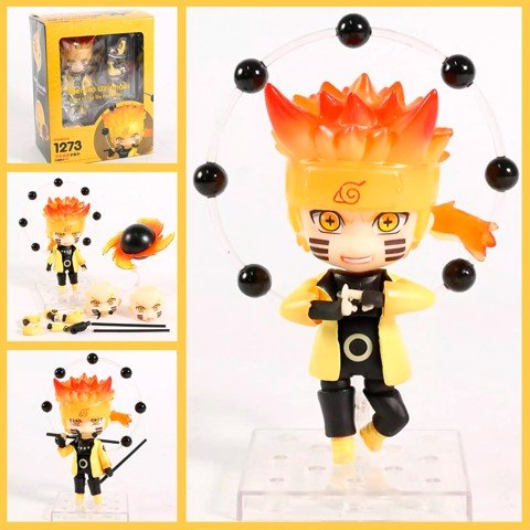 Mô hình Nendoroid 1273 - Naruto Uzumaki: Sage of the Six Paths Ver - anime Naruto