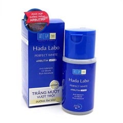 Dung Dịch Dưỡng Trắng Hada Labo Perfect White Arbutin Lotion 100ml