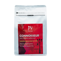 pv fine coffee connoisseur 250g bot