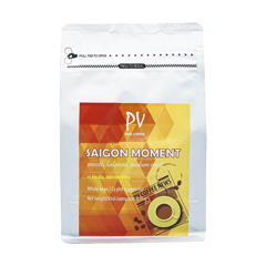 pv fine coffee sai gon moment 250g hat