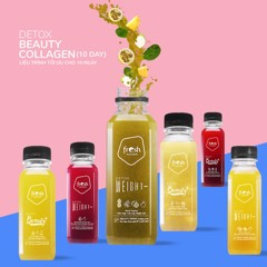 Detox Collagen 10+ (10 ngày)