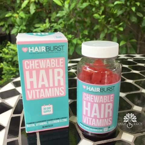 HAIR VITAMINS - CHEWABLE