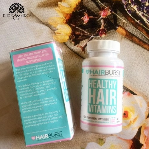 HEALTHY HAIR VITAMINS - 60 viên