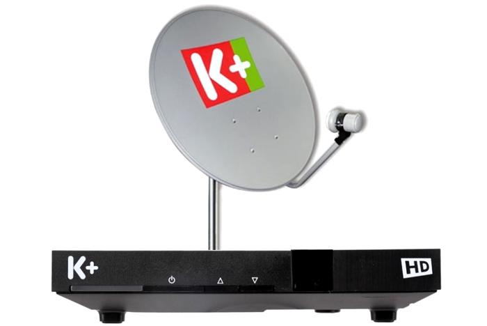 Chảo vệ tinh K+ HD