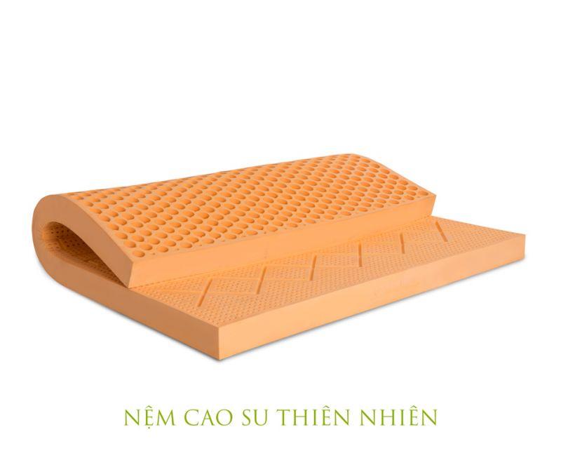 Nệm cao su Vạn Thành Queen Latex 1m x 2m dày 10 phân