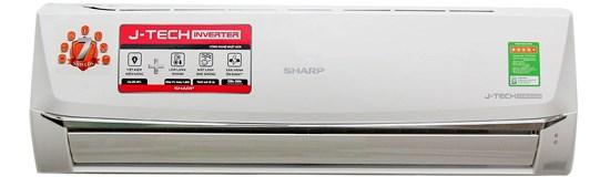 Máy lạnh Sharp Inverter 1 HP AH-X9STW