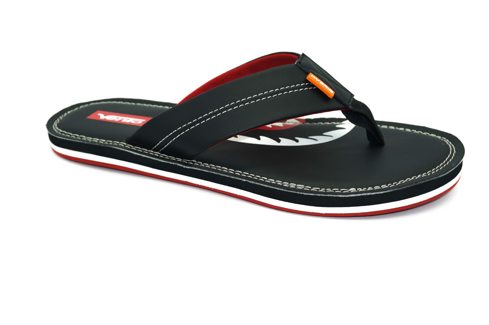 FF-0208 Black Red