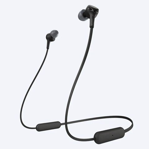 Tai nghe thể thao Bluetooth Sony WI-XB400 EXTRA BASS™ Wireless In-ear Headphones / XB400 không dây
