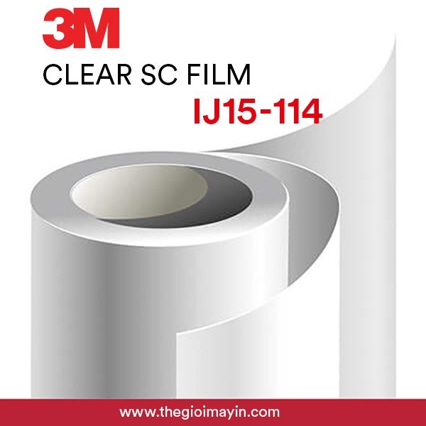 IJ15-114G Clear SC Film