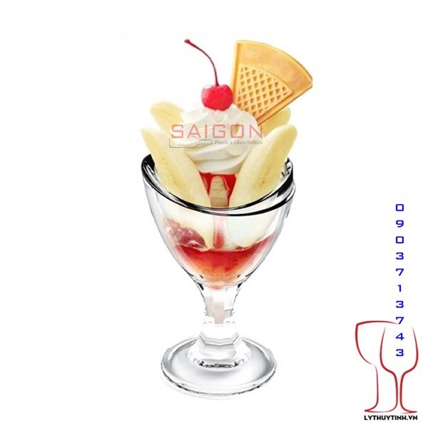 Delight Sundae Cup 165ml