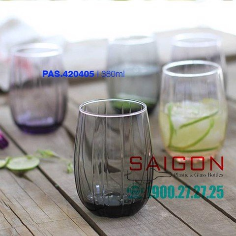 ly Thủy Tinh Pasabahce Pasabahce Linka Glass 380ml