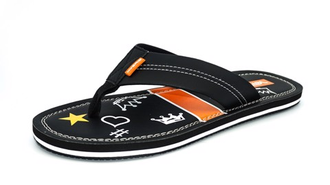 Dép Slipper Vento H0206 Black