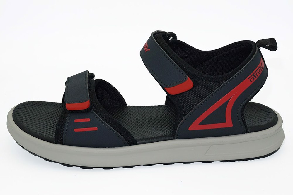 Sandal Streetwear Vento NB33 Navy Red