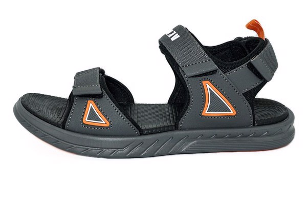 Sandal Streetwear Vento NB32 Grey Orange