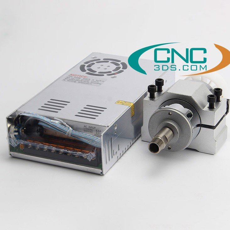 Spindle 300w DC 12000 rpm
