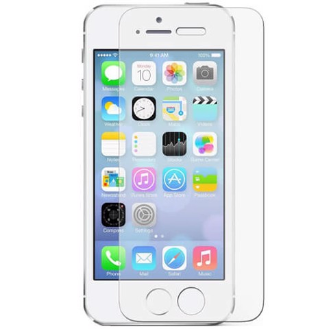 Dán cường lực iPhone 5-iPhone 5s