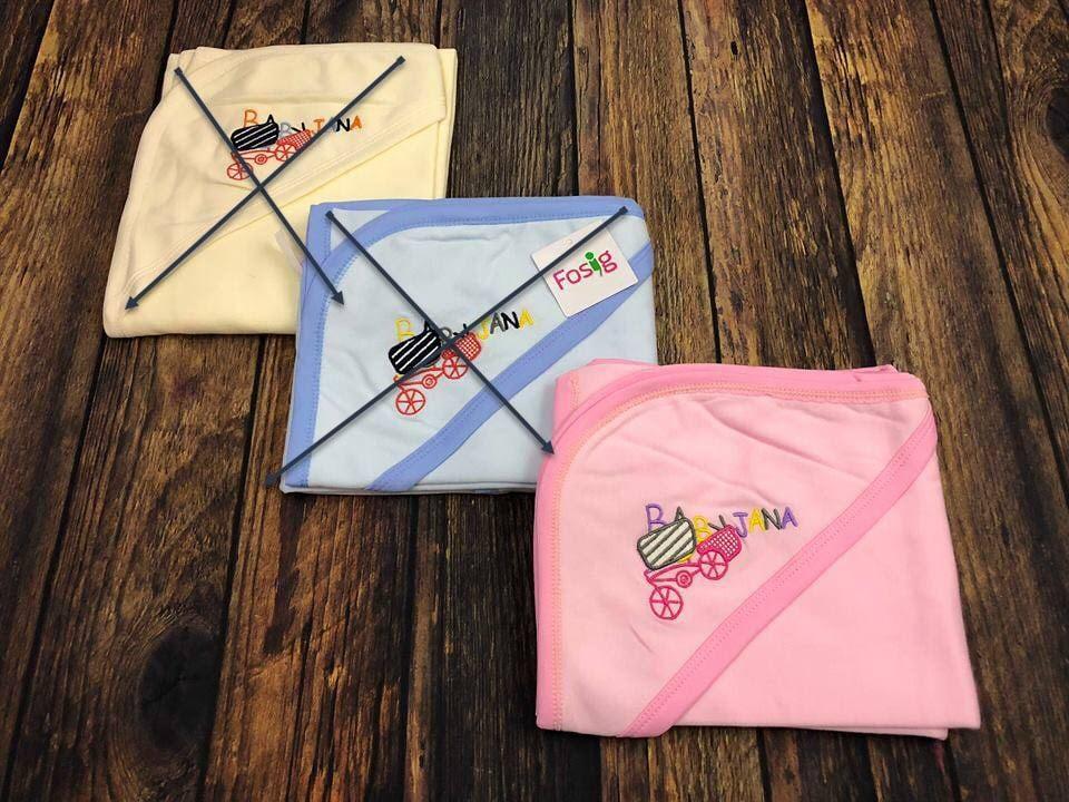 Khăn Choàng For Baby Jana - Pink