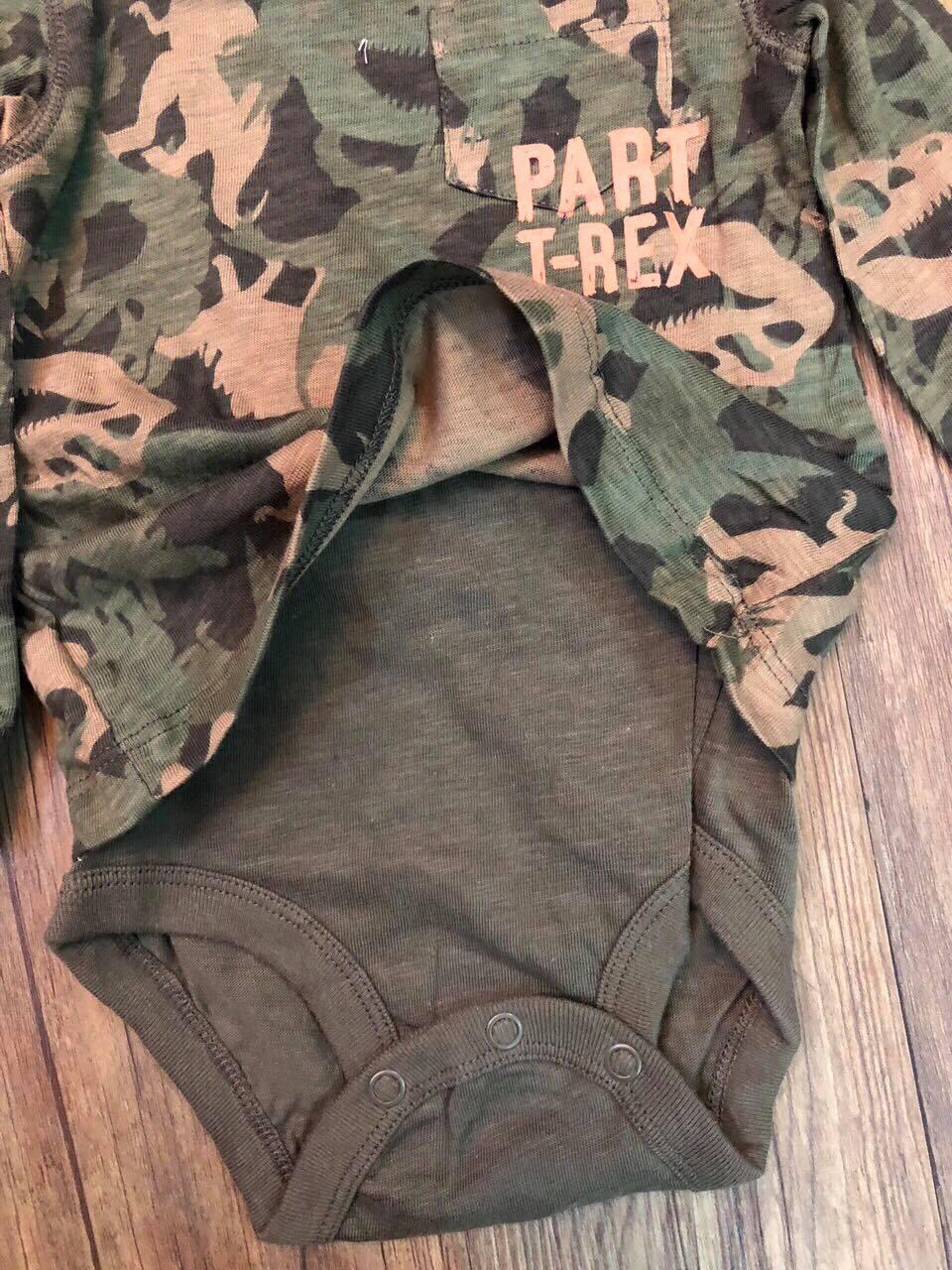 Bodysuit Áo Carter