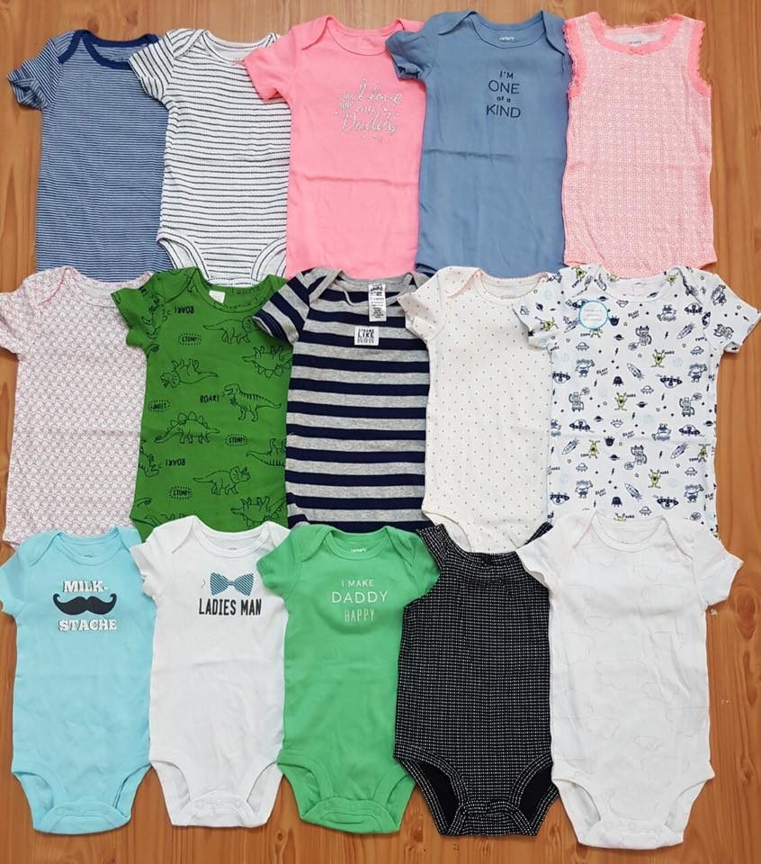 Set 4 Bodysuit Carter
