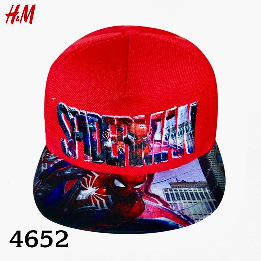Nón H&M BaBy Boy - Đỏ/SpiderMan