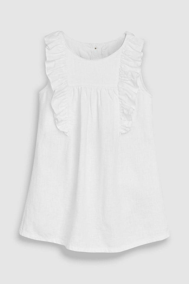 [10-16kg] Đầm Next [Girl] - Trắng