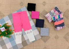 Set 5 Quần Legging Place [Girl] - Random
