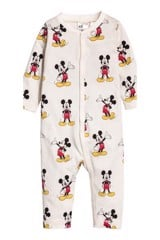 [9-10kg] Sleepsuit H&M [Boy/Girl] - Kem/Mickey