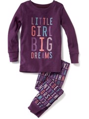 [8-20kg] Đồ Bộ Old Navy 26 [Girl] - Tím/Little Girl