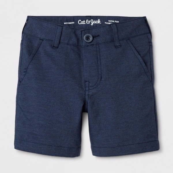 [12-17kg] Quần Quick Dry Cat & Jack [Boy] - Navy
