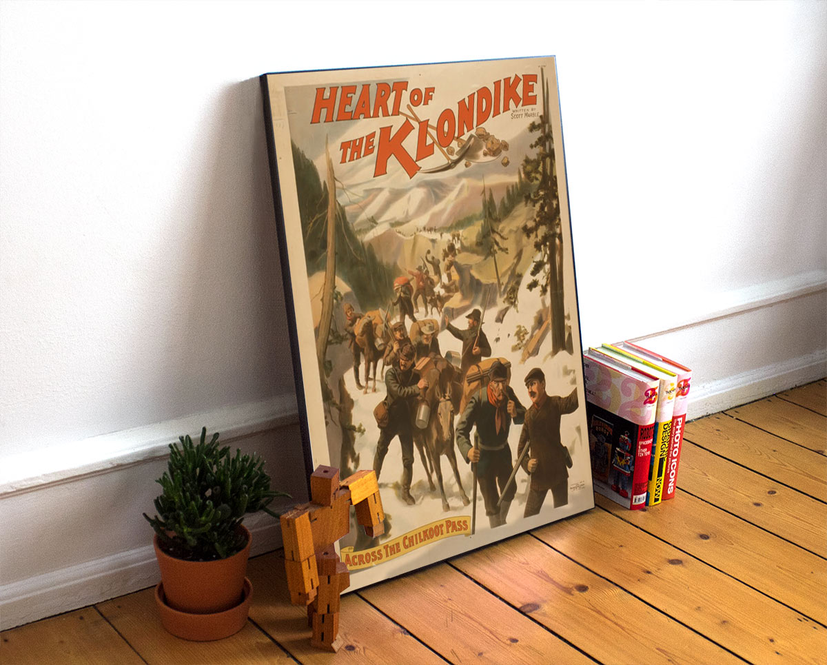 25wpamoviesb Vintage Advertisement Poster