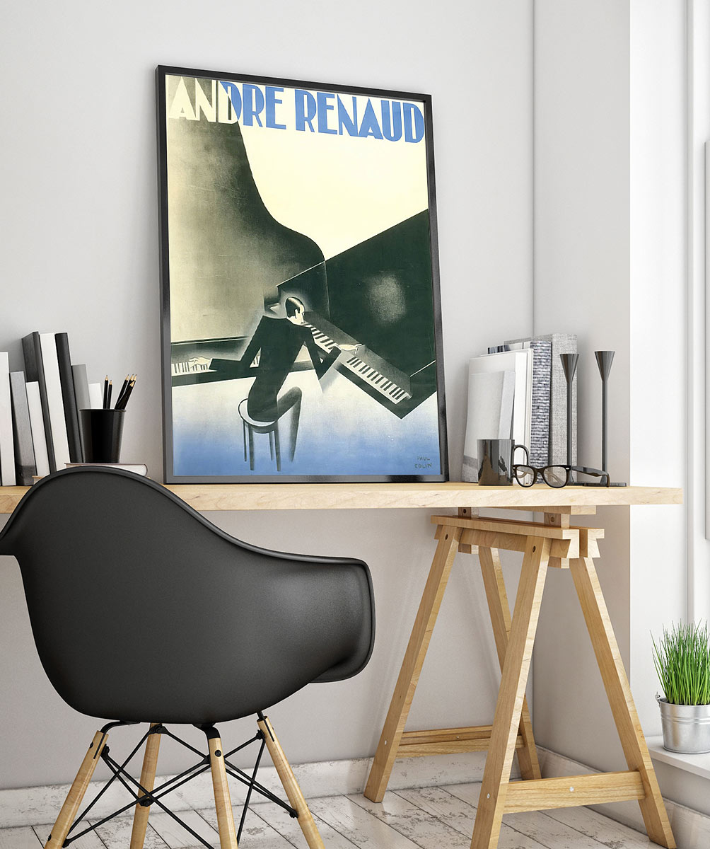 23fashion Art Deco Poster