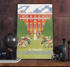 1927 Hampton Court Underground