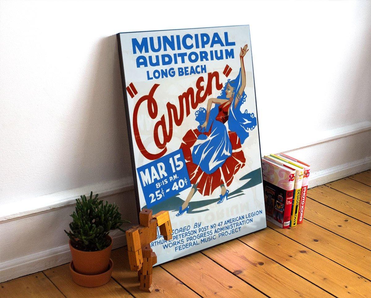 22wpa Advertisingb Vintage Advertisement Poster