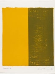 Canto Xiii 1964 by Barnett Newman