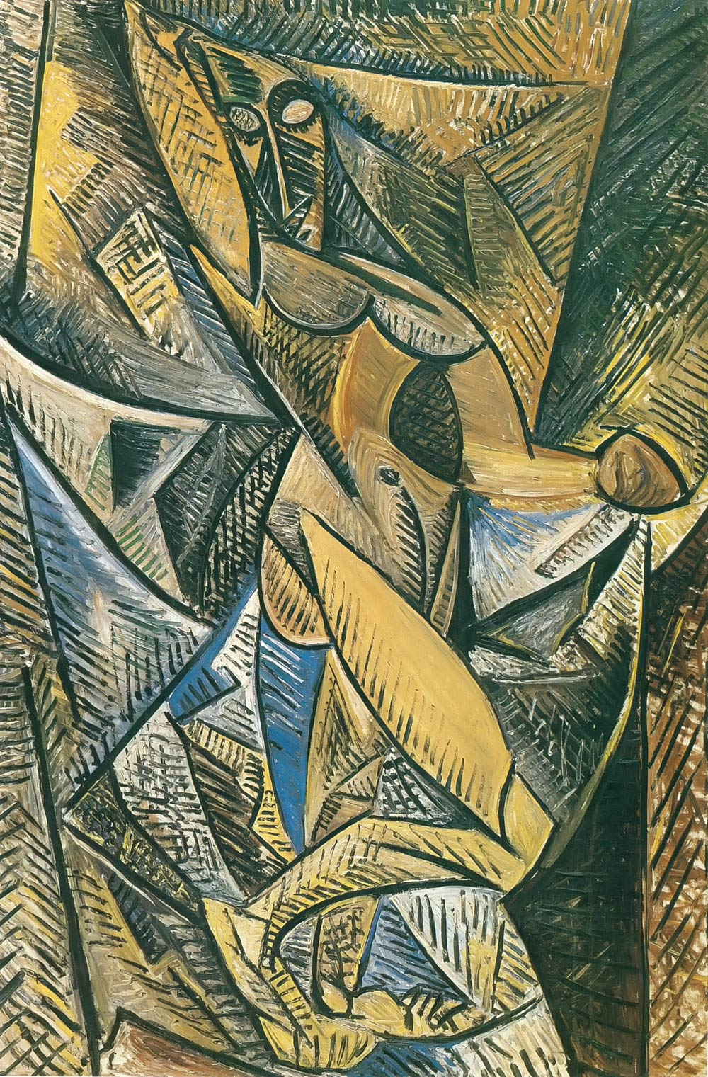 Nude With Drapery Pablo Picasso