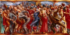 Savoy Ballroom by Reginald Marsh