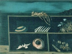 The Sea Chest by Adolph Gottlieb