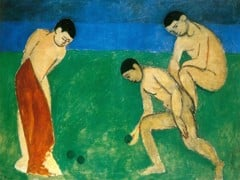 Game Of Bowls by Henri Matisse