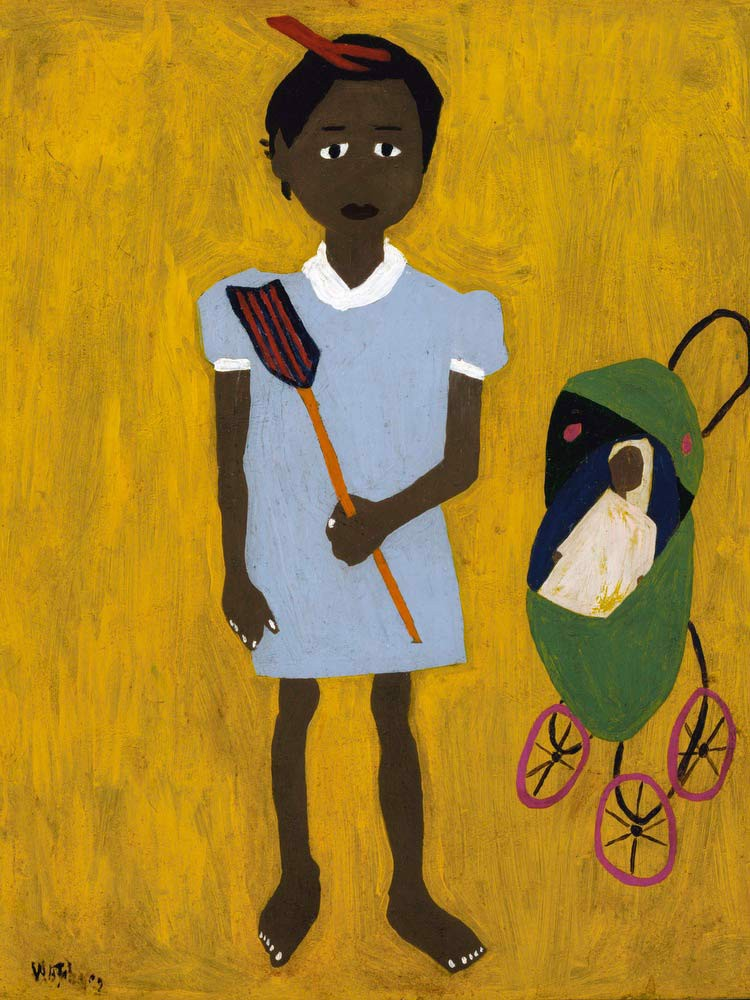 Li'l Sis William H Johnson