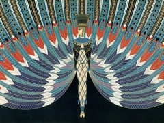 The Nile by Erte