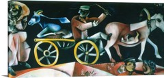 The Cattle Dealer by Marc Chagall