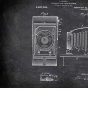 Photographic Ffilm Winding Mechanism Kroedel 1920 Technology by Patenta