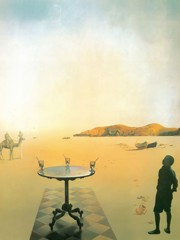 Sun Table by Dali