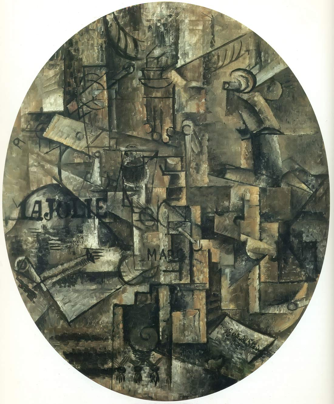The Architects Table Pablo Picasso