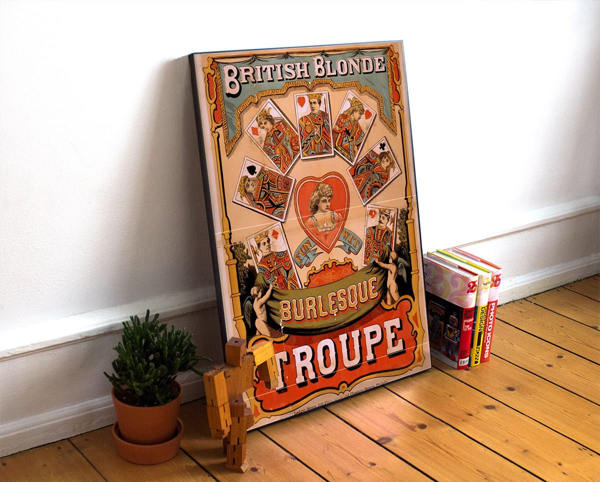 27wpa Circus Vintage Advertisement Poster