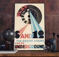 1930 Bright Hours Underground